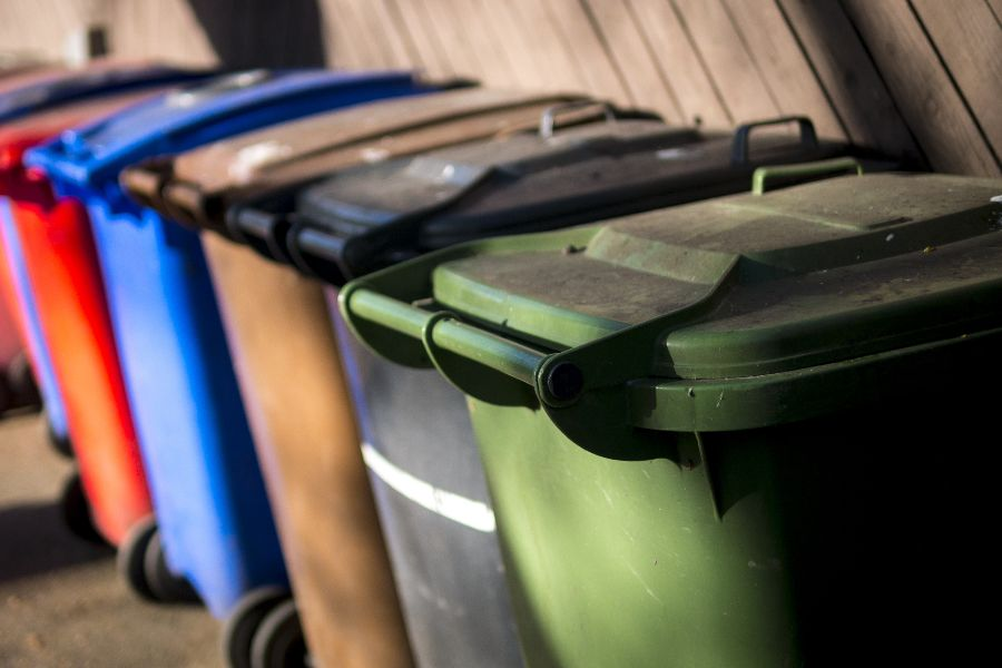 Domestic Wheelie Bin Cleaners Prestwick, South Ayrshire