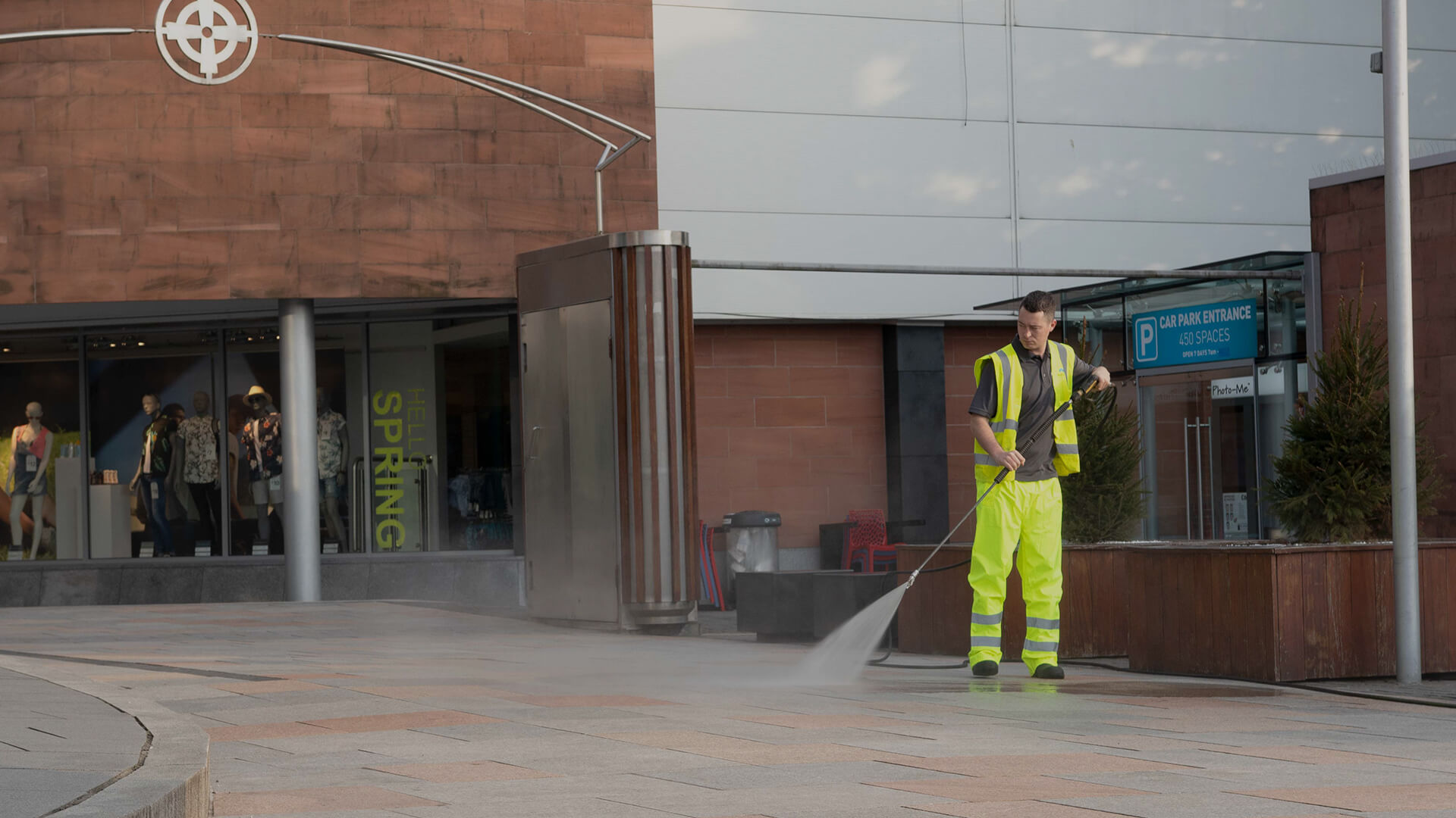 Exterior Cleaning Services Prestwick, South Ayrshire