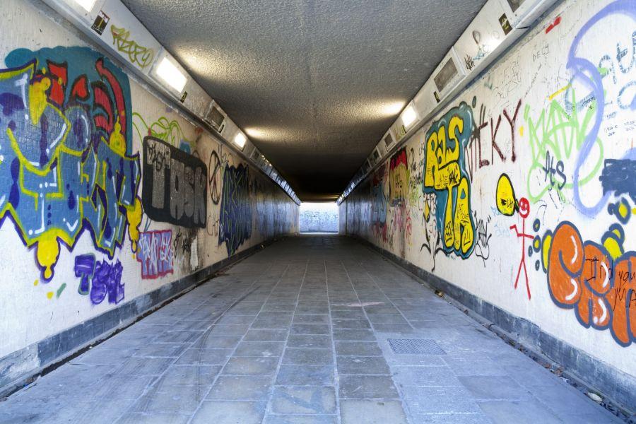 Graffiti Removal Professionals Prestwick, South Ayrshire
